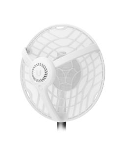 אנטנה airFiber 60LR במהירויות של עד 150+ Mbps עד 12 קמ תדירות וגמישות הערוץ UbiquiTi AF60-LR-EU (1)